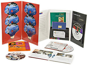 CD and DVD Packaging and Replication