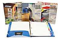Paper Board Film Laminated Binders