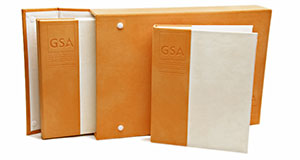 Turned Edge Slipcase Set